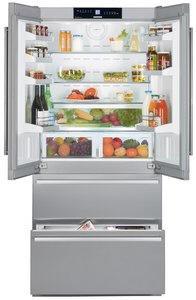 Amerikanische kühlschränke liebherr  Amerikanischer Kühlschrank Amerikanische Kühlschränke V2a Liebherr ...
