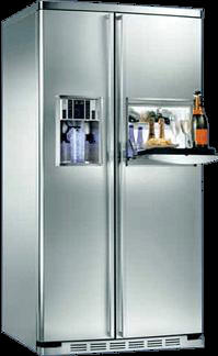 Amerikanische kühlschränke  Amerikanischer Kühlschrank General Electric GE Amerikanischer ...