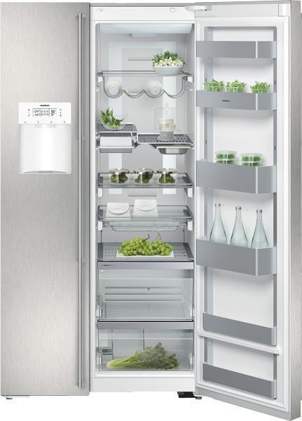 Gaggenau Kühlschrank Side By Side amerikanische kühlschränke amerikanischer kühlschrank side by side