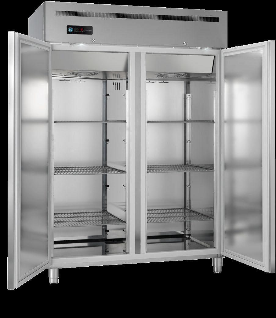 Umluftkühlschrank Hoshizaki Edelstahlkühlschrank CNS Hoshizaki ...