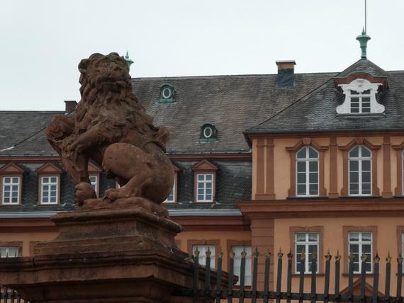 Bad Berleburg Schloss Orangerie Altstadt Bad Berleburg Schloss ...