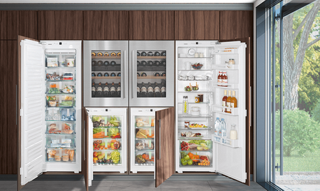 Side By Side Kühlschrank Einbau amerikanische kühlschränke amerikanischer kühlschrank side by side