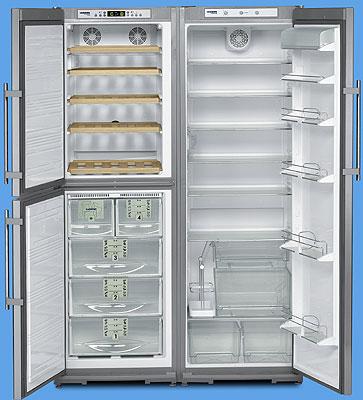 Amerikanische Kühlschränke Amerikanischer Kühlschrank Side by Side ... | {Amerikanische kühlschränke 6}
