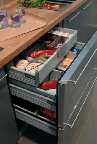 Ikea Kitchen Drawers