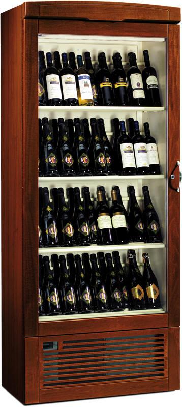 Weinkühlschränke  California Weinkühlvitrinen california Weinkühlvitrine super ...