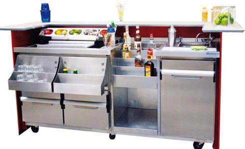 cocktailtheke cocktailstation cocktailtheken mixtheken barmixertheke cocktailtheke. Black Bedroom Furniture Sets. Home Design Ideas
