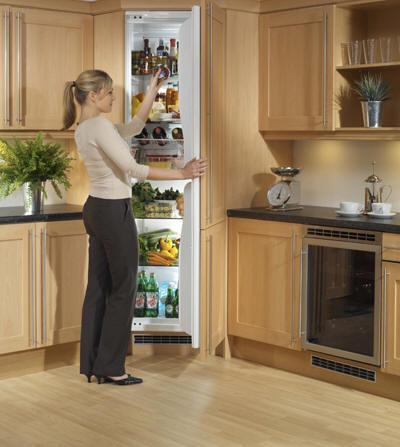 kühlschrank dekorfähig was heißt das