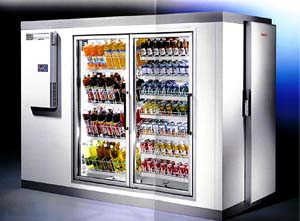 REFRIGERATION EQUIPMENT WALK-IN COOLERS, FREEZERS AND  ACCESSORIES, Manufacturer of commercial walk-in coolers and freezers, blast freezers, refrigeration warehouses, industrial refrigerated buildings, cold storage facility, display and floral walk-in coolers.