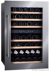 Vino 140 Zweitemperaturzonen Einbau Weinkuhlschrank Vino 440