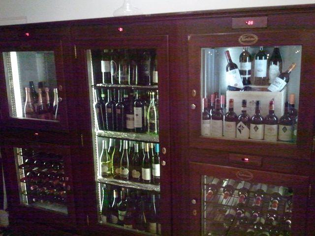 Cls 60 G Weinklimaschrank Chambrair Weinklimaschranke Chambrair