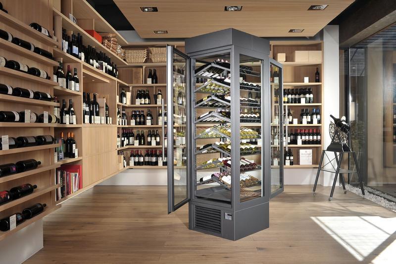 Weinklimaschränke- Weinklimaschrank Nordcap Weinklimaschrank WKS ...