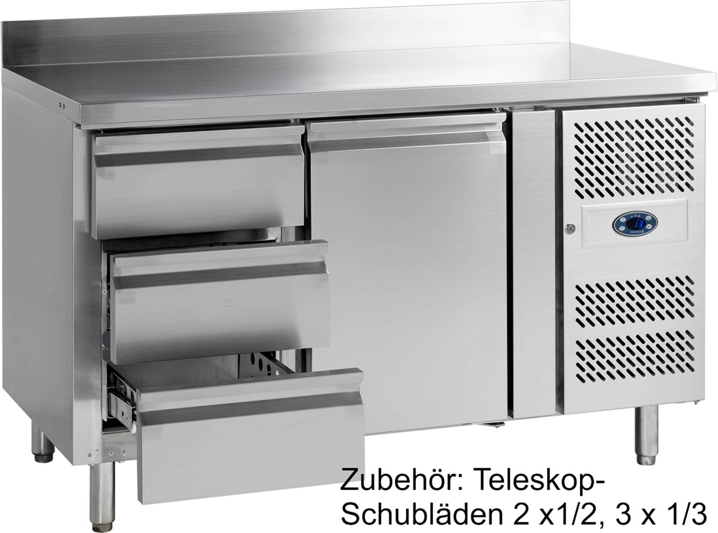 Unterbautiefkühltisch Unterbautiefkühltische Tiefkühltische ...