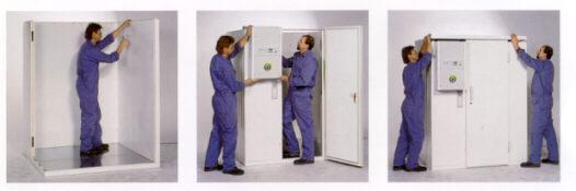 Prächtig Kühlzelle selber bauen kühlzelle selber aufbauen Kühlzelle #FS_12