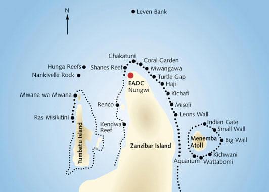 Zanzibar Ras Nungwi Sansibar