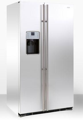 Amerikanische kühlschränke weiß  Amerikanischer Kühlschrank General Electric GE Amerikanischer ...