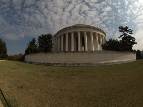 Washington dc Thomas Jefferson Memorial
