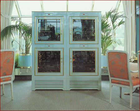 Amerikanischer Kühlschrank Mit Weinschrank : Weinklimaschrank weinklimaschränke amerikanischer kühlschrank