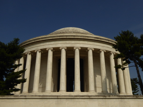 Washington Thomas Jefferson Memorial