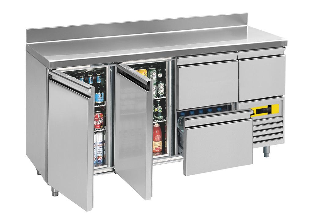 Side By Side Kühlschrank 60 Cm Tief : Kühltische 60 cm tief kühltisch kühltische 60 cm tief