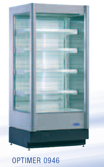 carrier Optimer kuehlregal