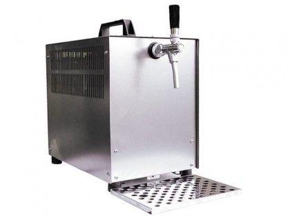 SELBACH Trockenkühlgerät Zapfanlage Durchlaufkühler Bierkühler  Einfach 35l//h
