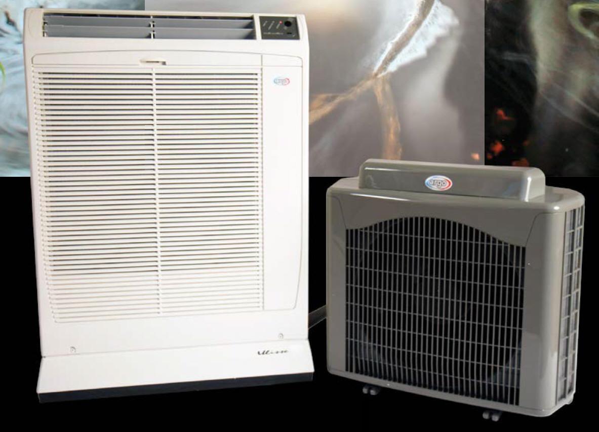 Ulisse 13 DCI eco mobiles Inverter Splitklimagerät 4,0kW Kühlleistung max